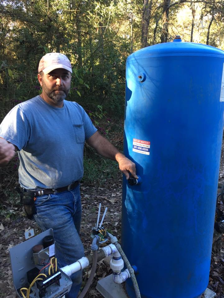 Residential And Commercial Water Well Pump Repair Houston Tx